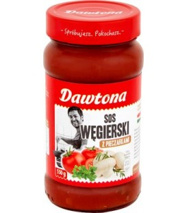 Dawtona Sos węgierski 550g