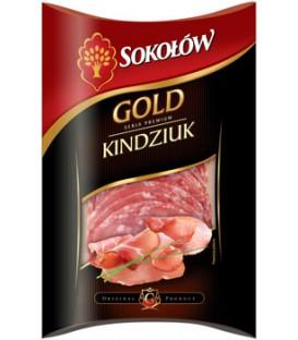 Sokołów Gold Kindziuk plastry 100g