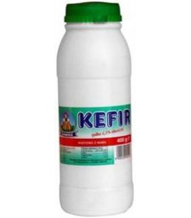 Łowicz kefir 1,5% 400g but