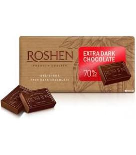 Roshen Czekolada ekstra gorzka 70% 90g