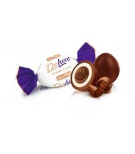 Roshen De Luxe cream-cocoa cukierki kg