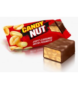 Roshen Candy nut nougat/soft caramel/peanuts kg