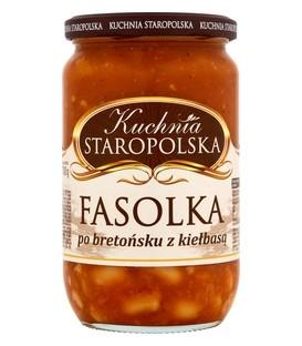 Graal Kuchnia S.Fasolka Bretońska 700g.