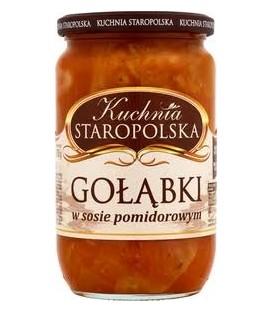 Graal Kuchnia S.Gołąbki w Sosie Pomidorowym 700g.