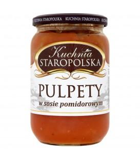Graal Kuchnia S.Pulpety w Sosie Pomidorowym700g.