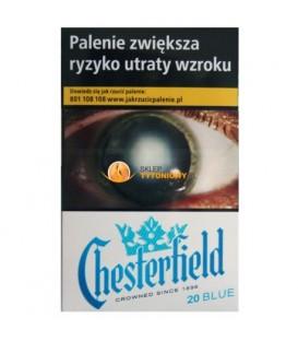 Chesterfield Blue Capsule KS 20