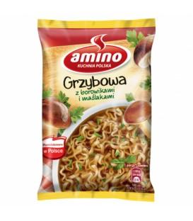 Amino Nudle Grzybowa 57g