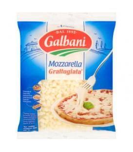 Lactalis mozzarella wiórki 150g