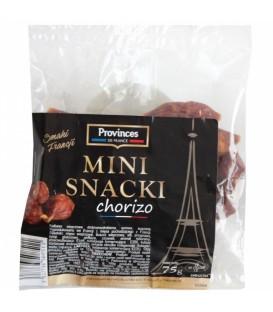 Olivier&Co mini snack chorizo province de franc75g