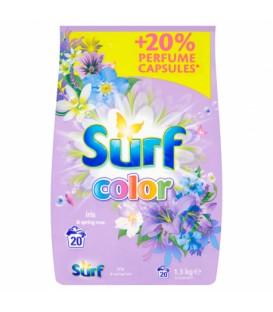 Surf proszek do prania 20 pr purple 1,3kg