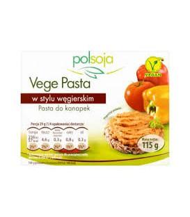 Vege Pasta Węgierska 115g