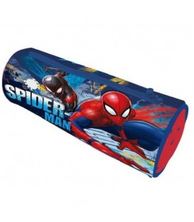 Piórnik Tuba Spider Man