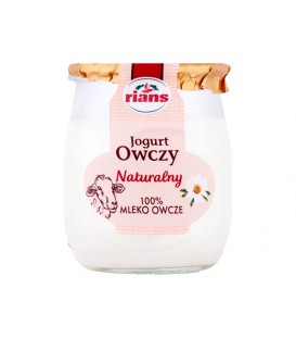 Rians jogurt owczy naturalny 115g