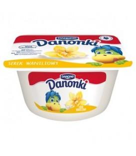 Danone Danonki Wanilia 115g.