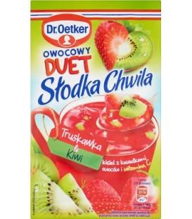 DrOetker Słodka Ch.Kisiel z owo.truskawka-kiwi32g.