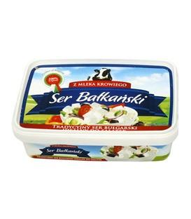 Temar bałkański z mleka krowiego 150g