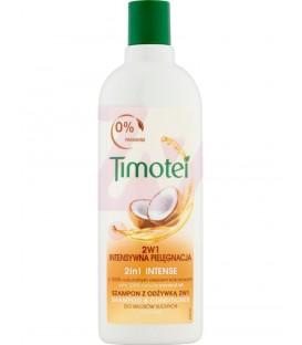 Timotei szampon 2w1 intensywna pielęgnacja 400ml