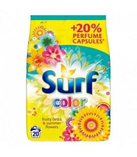 Surf proszek do prania fruity fiesta 1,3kg