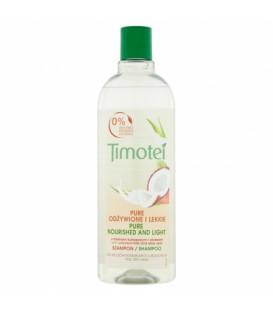Timotei szampon pure odżywione i lekkie 400ml