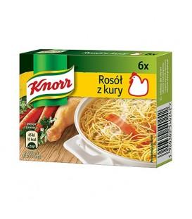 Knorr Bulion Kura 6l.