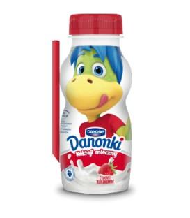 Danone Danonki Drink Butelka 185g