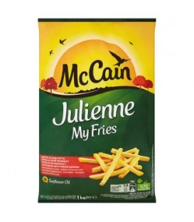 McCain Julienne My fries 1kg