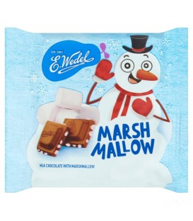 Wedel czekolada marshmallow 36g BN
