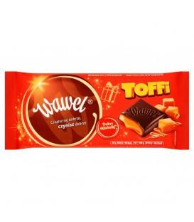Wawel Czekolada Toffi 100g