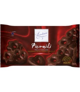 Pierniki Precle w czekoladzie 400g