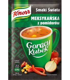 Knorr Gorący Kubek meksykańska z pomidorów 18g