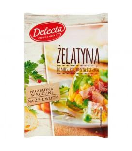 Delecta żelatyna spożywcza 50g