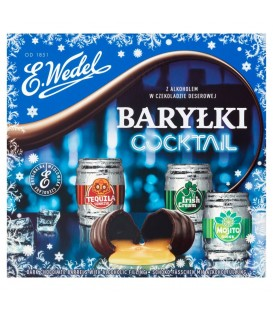 Wedel Baryłki Cocktail 200g