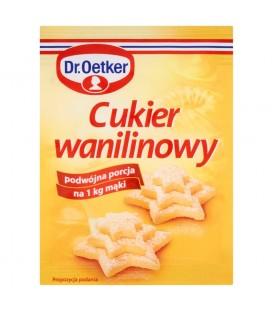 Dr.Oetker cukier waniliowy 16g