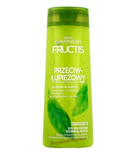 Fructis szampon grow strong p/łupieżowy 400ml