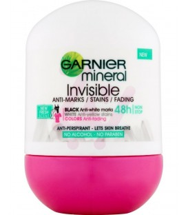 Garnier Gar Deo Invis Roll-on Floral 50ml