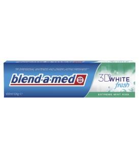 Blend a Med.. Pasta do zębów 3D extra mint 100ml
