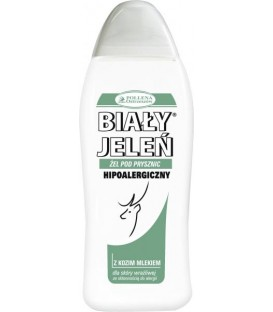 Biały Jeleń żel pod prysznic z kozim mlekiem 300ml