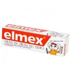 Elmex kinder pasta d/zębów dla dzieci do 6lat 50ml