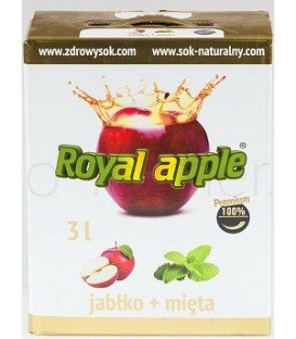 Royal Apple jabłko-mięta 3L