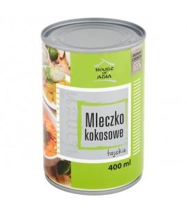 HAT Mleczko Kokosowe 12-14% 400ml.