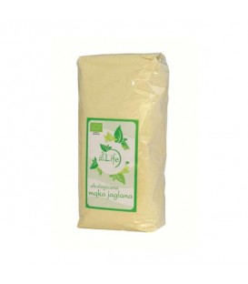 Biolife mąka jaglana bio 500g