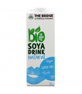 SN The Bridge Napój sojowy naturalny b/g Eko 1L