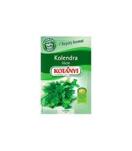 Kotanyi Kolendra liście 6g