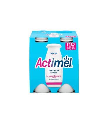 Danone Actimel 4*100 bez Cukru