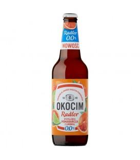 Okocim Radler 2% Sycylijska Pomarańcza z Lim.0,5l