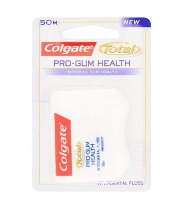 Colgate Total Pro-Gum Health Nić dentystyczna 50 m