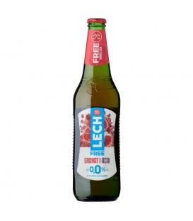 Lech Free Piwo bezalkoholowe granat i acai 500 ml