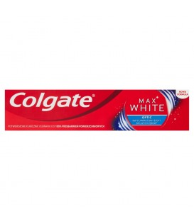 Colgate Max White Optic Pasta z fluorem 75 ml