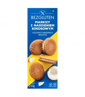 Markizy z nadz.kokosowym b/g 210g(bgl)