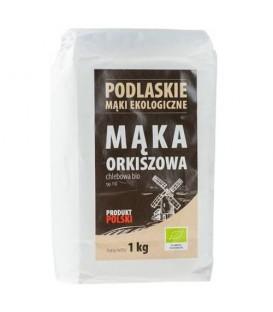 Biolife Mąka orkiszowa chlebowa Bio typ 750 1kg